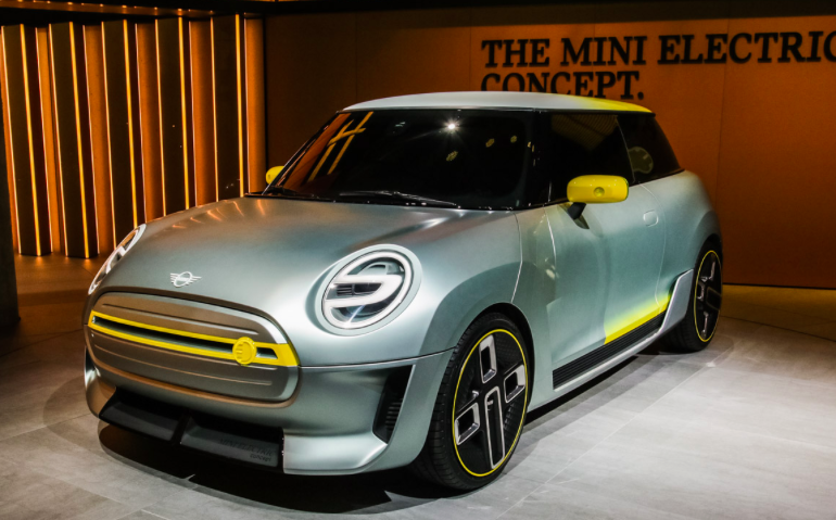 Elektrische Mini Cooper Lease