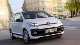 VW UP GTI LEASE